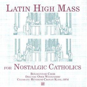 Bild für 'Latin High Mass for Nostalgic Catholics'