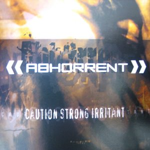 Imagem de 'Growing Coward (Abhorrent, Caution: Strong Irritant Album)'
