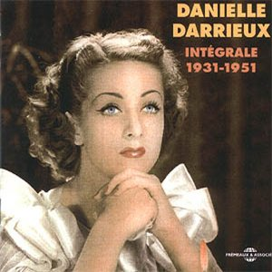 Image for 'Danielle Darrieux Intégrale 1931-1951'