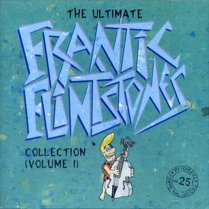 Image for 'The Ultimate Frantic Flintstones Collection, Volume 1'