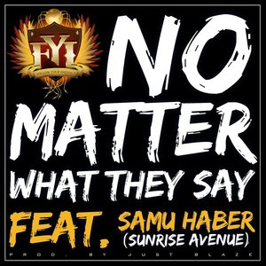 Image for 'No Matter What They Say (Radio Edit Instrumental)'