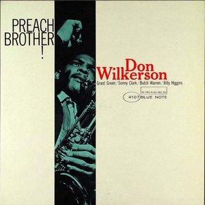 """""""Preach Brother!""""的封面"""