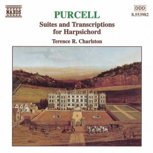 Imagem de 'PURCELL: Suites and Transcriptions for Harpsichord'