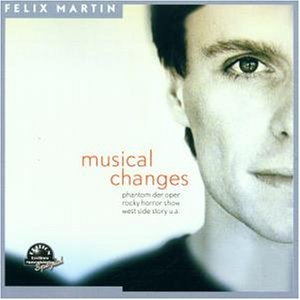 Image for 'Musical Changes'