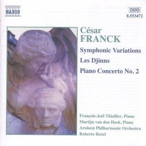 Image for 'FRANCK: Symphonic Variations / Piano Concerto No. 2'