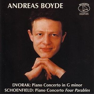 Image for 'Dvorak - Schoenfield: Piano Concertos'