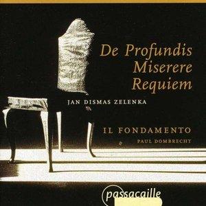 Immagine per 'Zelenka: De Profundis, Misere & Requiem'