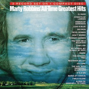 Image pour 'Marty Robbins' All-Time Greatest Hits'