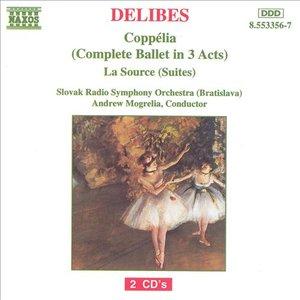 Imagem de 'Delibes: Coppelia (Complete Ballet) / La Source Suites'