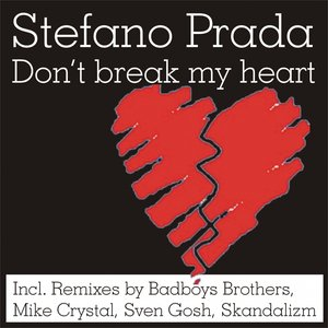 Image for 'Don't Break My Heart (Radio Mix)'