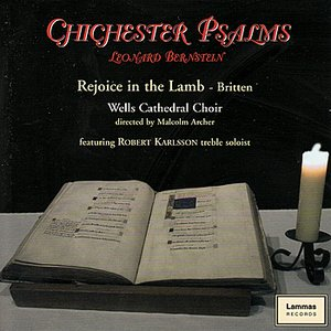 Image for 'Bernstein: Chichester Psalms'