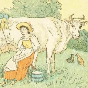 Image for 'Songs For Swingin' Milkmaids'