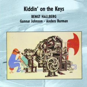 Image for 'Kiddin' On The Keys'