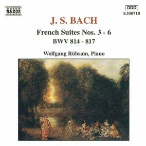 Bild für 'French Suite No. 5 in G major, BWV 816: III. Sarabande'