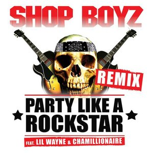 Image for 'Party Like a Rockstar (Remix) [feat. Lil Wayne & Chamillionaire] - Single'