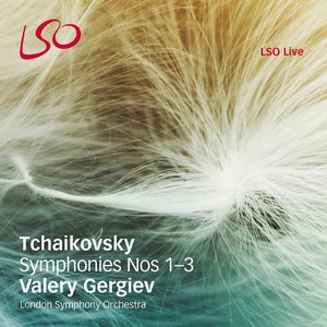 Image for 'Tchaikovsky: Symphonies Nos 1-3'