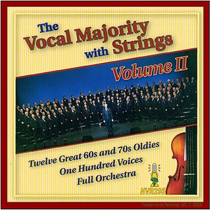 Image for 'The Vocal Majority with Strings Vol. II'