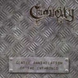 Image for 'Gentle Annihilation Of The Enthroned'