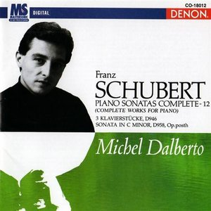 Image for 'Schubert: Piano Sonatas Complete, Vol. 12 (Complete Works For Piano)'