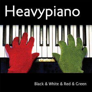 Image for 'Black & White & Red & Green'