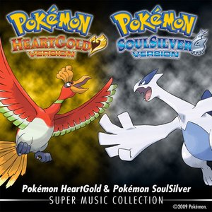 Image for 'Pokémon HeartGold & Pokémon SoulSilver: Super Music Collection'