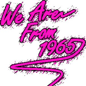 Image for 'We Are From 1965 EP'