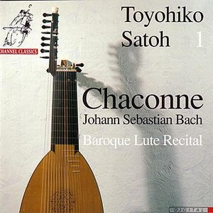 Image for 'J.S. Bach: Chaconne - Baroque Lute Recital'