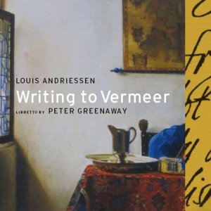 Image for 'Writing to Vermeer'