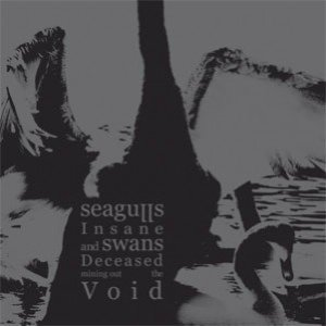 Immagine per 'Seagulls Insane and Swans Deceased Mining Out the Void'