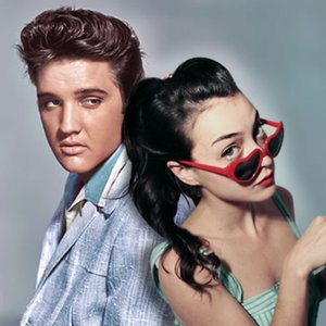 Image for 'Elvis Presley with Russian Red'