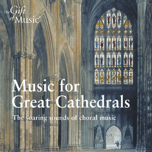 Imagen de 'Choral Concert: English Renaissance - Byrd, W. / Weelkes, T. / Taverner, J. / Gibbons, O. / Tye, C. / Tallis, T. (Music of Great Cathedrals)'