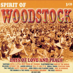 Image for 'Spirit Of Woodstock'