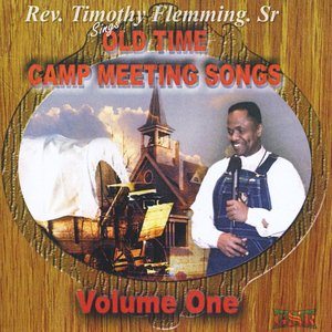 Imagen de 'Old Time Camp Meeting Songs, Vol. One'