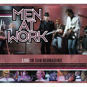 Image pour 'Live In San Bernandino'