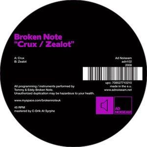 Image for 'Crux / Zealot'