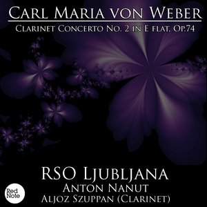 Image for 'Von Weber : Clarinet Concerto No. 2 in E flat, Op.74'