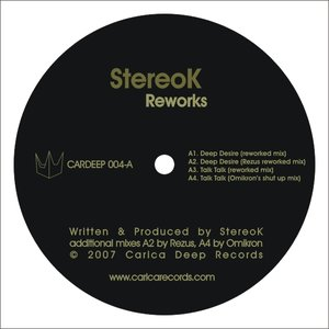 Image for 'Reworks EP [CARDEEP 004-A]'