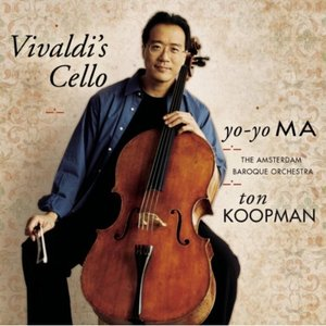 """Vivaldi's Cello""的封面"