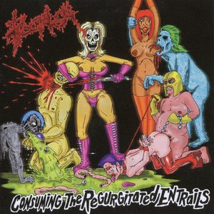 Image for 'Consuming the Regurgitated Entrails'