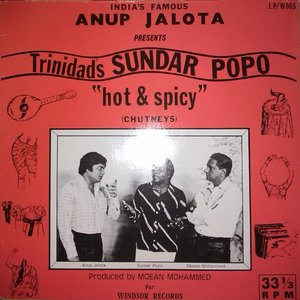 Image for 'Hot & Spicy (Chutneys)'