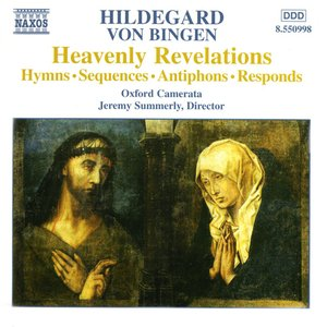 Image pour 'Heavenly Revelations: Hymns, Sequences, Antiphons, Responds (Oxford Camerata feat. conductor: Jeremy Summerly)'