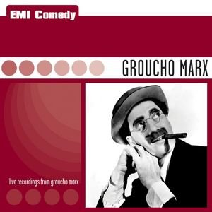 Image for 'EMI Comedy - Groucho Marx'