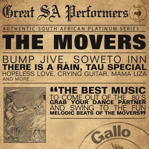 Image for 'Great South African Performers - The Movers'