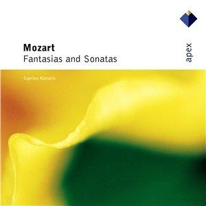 Image for 'Mozart : Fantasias & Piano Sonatas Nos 7 & 14'