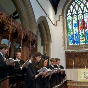 Image for 'Oxford St. Peter's Choir'