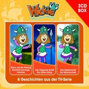 Image for 'Wickie - Hörspielbox Vol. II'