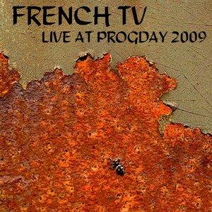 Bild für 'French TV: Live At Progday 2009'