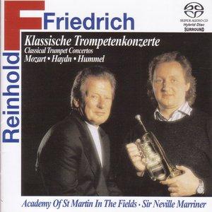 Image for 'Trumpet Recital: Friedrich, Reinhold - Hummel, J.N. / Haydn, M. / Haydn, F.J. / Mozart, L.'