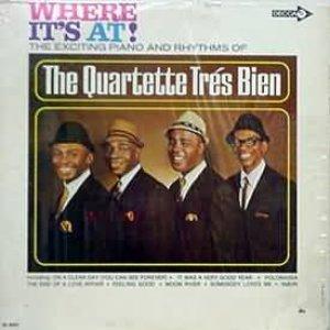 Image for 'Quartette Tres Bien'