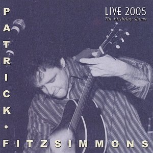 Image for 'Live 2005 The Birthday Shows'